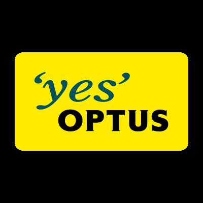 Optus company logo vector