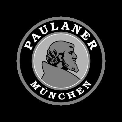 Paulaner Munchen Black logo vector