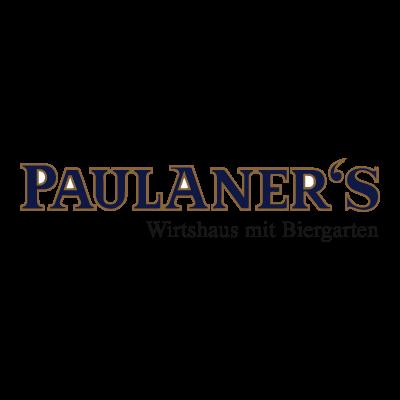Paulaner's Brewery logo vector