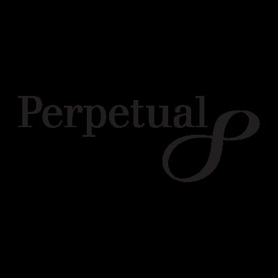 Perpetual logo vector