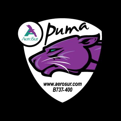 Puma Aerosur logo vector