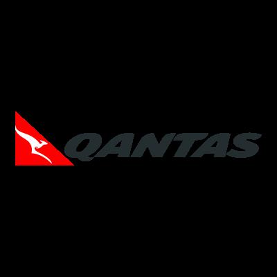 Qantas Australia logo vector