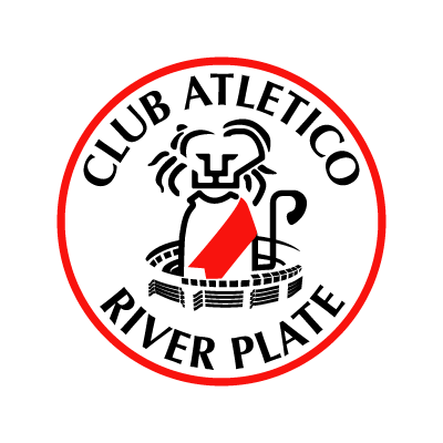 River Plate '86 logo vector