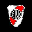 River Plate escudo logo vector