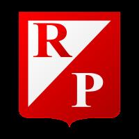 River Plate Football vector logo