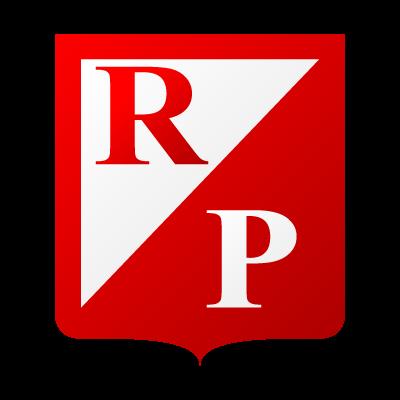 River Plate Football logo vector