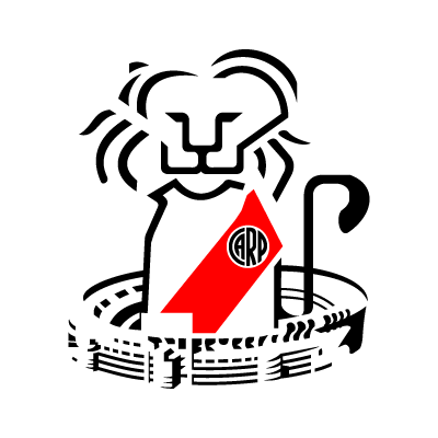 River Plate Futbol logo vector
