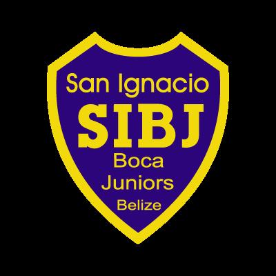 San Ignacio Boca Juniors logo vector