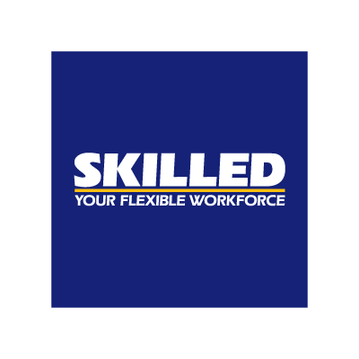 Skilled logo vector