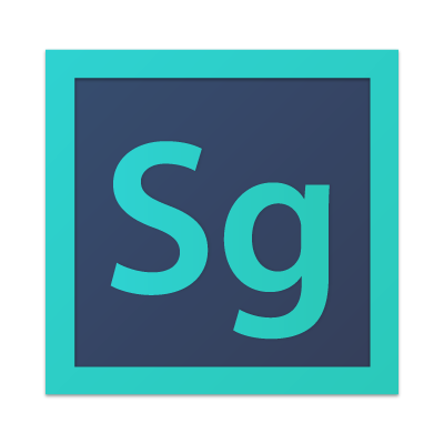 SpeedGrade CS6 vector logo