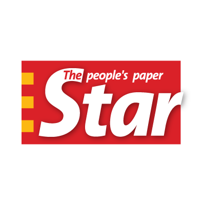 Star paper logo vector