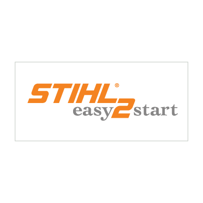 Stihl easy 2 start logo vector