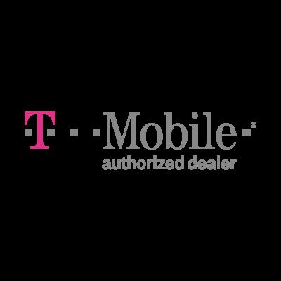T-Mobile authorized dealer logo vector