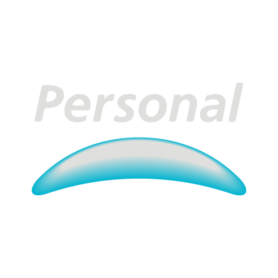 Telecom Personal logo vector