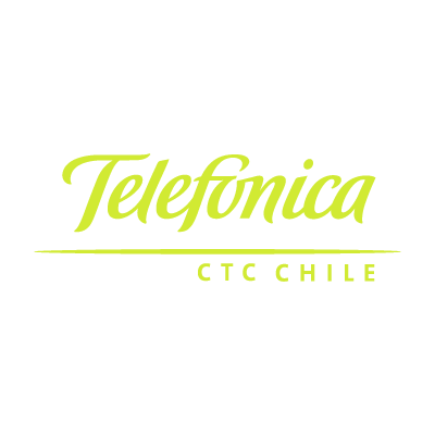 Telefonica CTC Chile logo vector