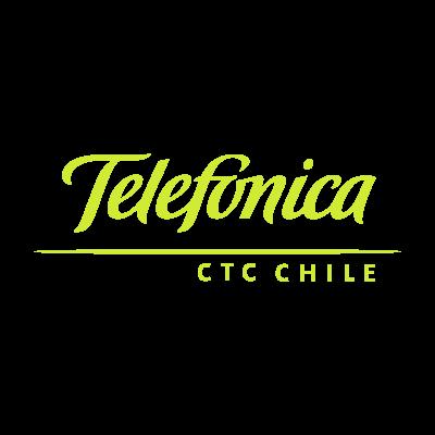 Telefonica CTC Chile logo vector