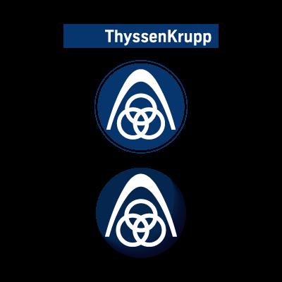 ThyssenKrupp AG logo vector