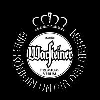 Warsteiner Black vector logo