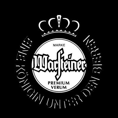 Warsteiner Black logo vector