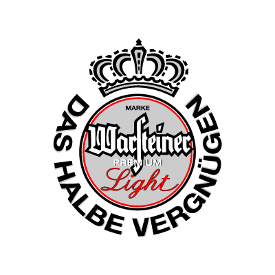 Warsteiner Premium Light 2004 logo vector