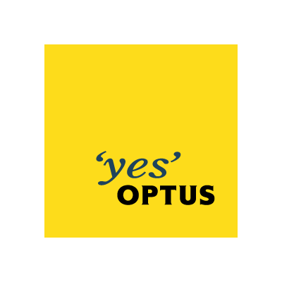 Yes Optus logo vector