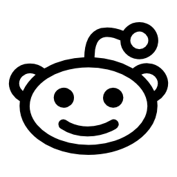 Reddit alien head logo
