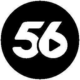 56 social logo