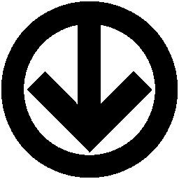 Montreal metro logo