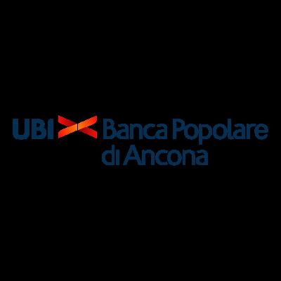 Ancona UBI Banca logo vector
