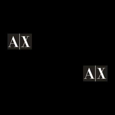 A|X Armani Exchange logo vector
