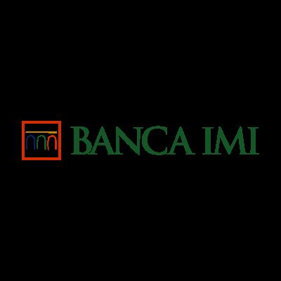 Banca IMI logo vector