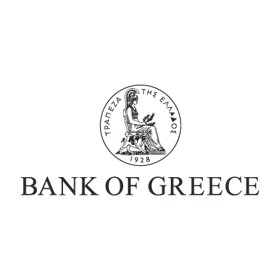 Bank of Greece logo vector