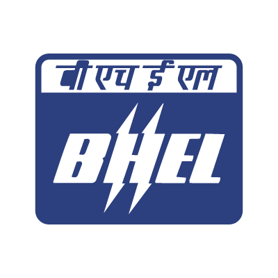 Bharat Heavy Electricals logo vector