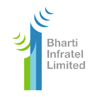 Bharti Infratel vector logo
