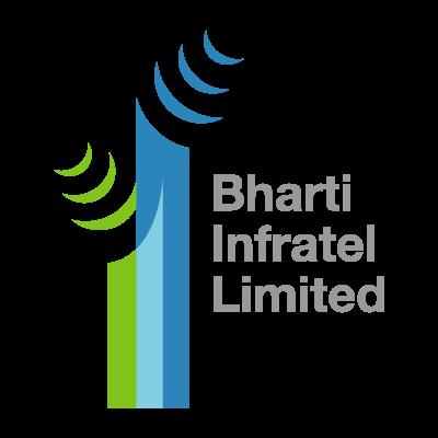 Bharti Infratel logo vector