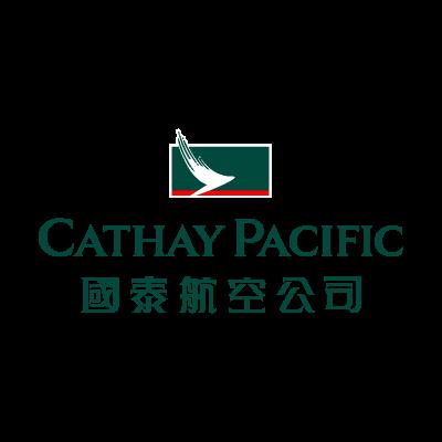 Cathay Pacific Bilingual logo vector