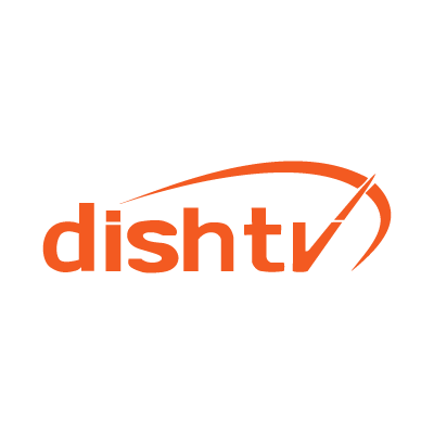 DishTV logo vector
