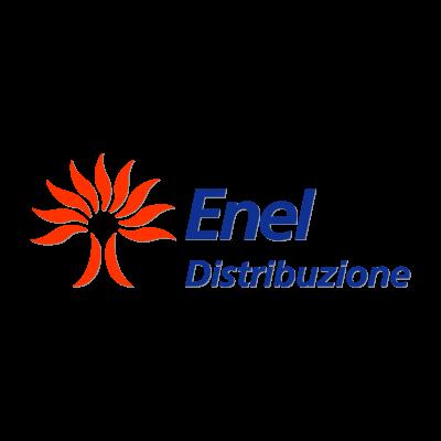 Enel Distribuzione logo vector