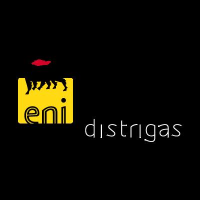 ENI Distrigas logo vector