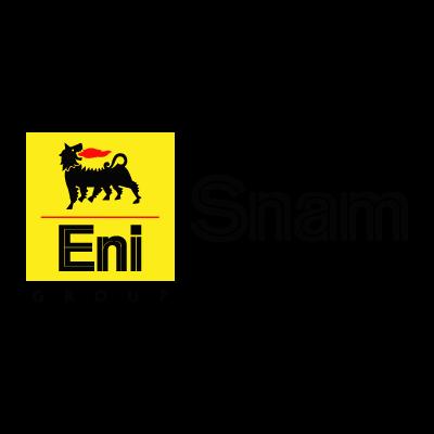 Eni Snam logo vector