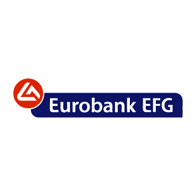 Eurobank EFG SA logo vector