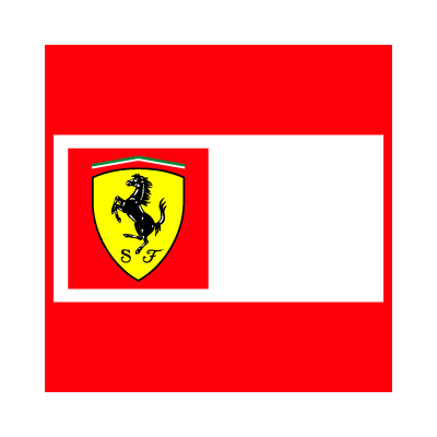 Ferrari Team 2004 logo vector