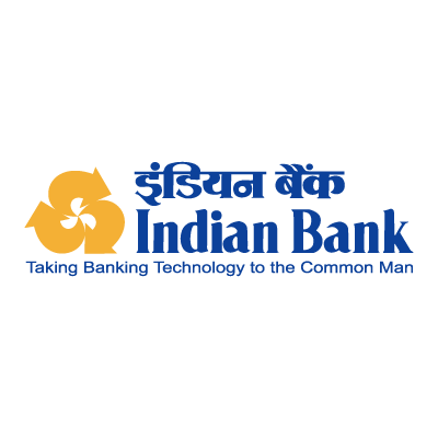 Indian Bank 1907 logo vector
