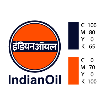Indian Oil Company logo vector