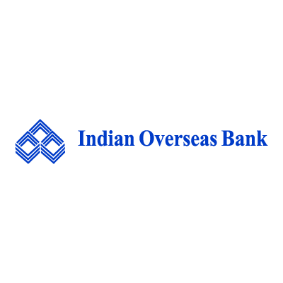Indian Overseas Bank IOB logo vector