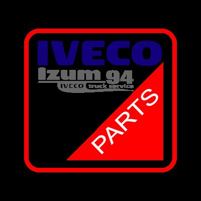 IVECO Izum94 parts logo vector