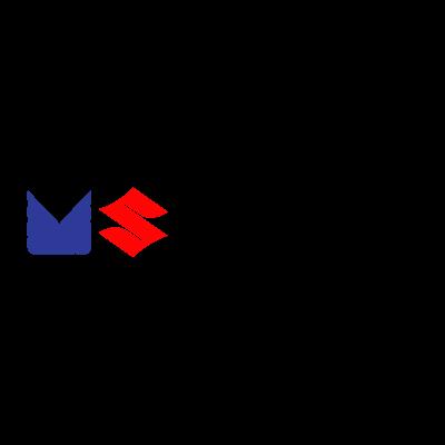 Maruti Suzuki India logo vector