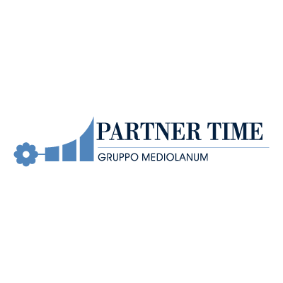 Mediolanum Partner Time logo vector