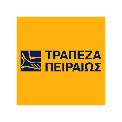 Piraeus Bank SA logo vector