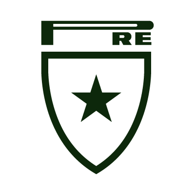 Pirelli RE crest logo vector